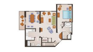 SS 3 Bedroom Villa 1st floor