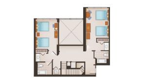 SS 3 bedroom - 2nd floor
