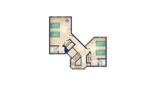 OKW 3 bedroom 2nd floor