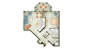 Vero Beach 1 Bedroom Villa