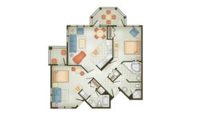 Vero Beach 2 Bedroom Villa