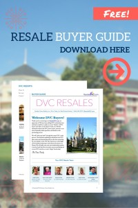 DVC Resales Buyer Guide