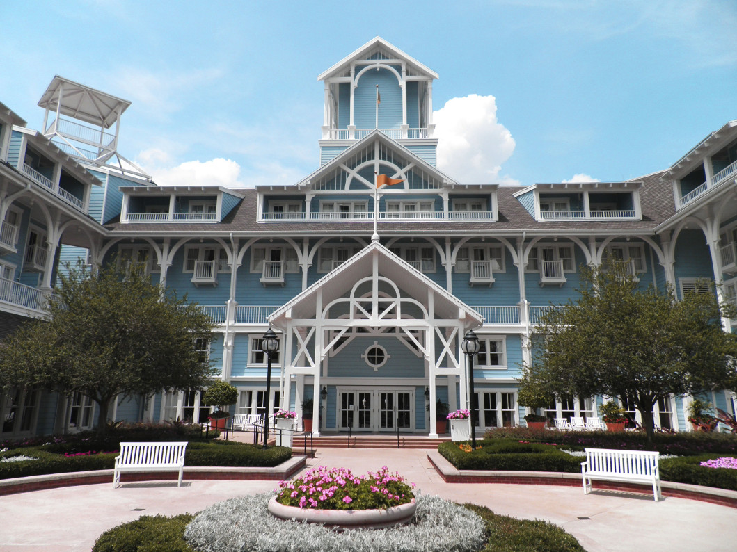#1 Timeshare Resort - Disney's Beach Club