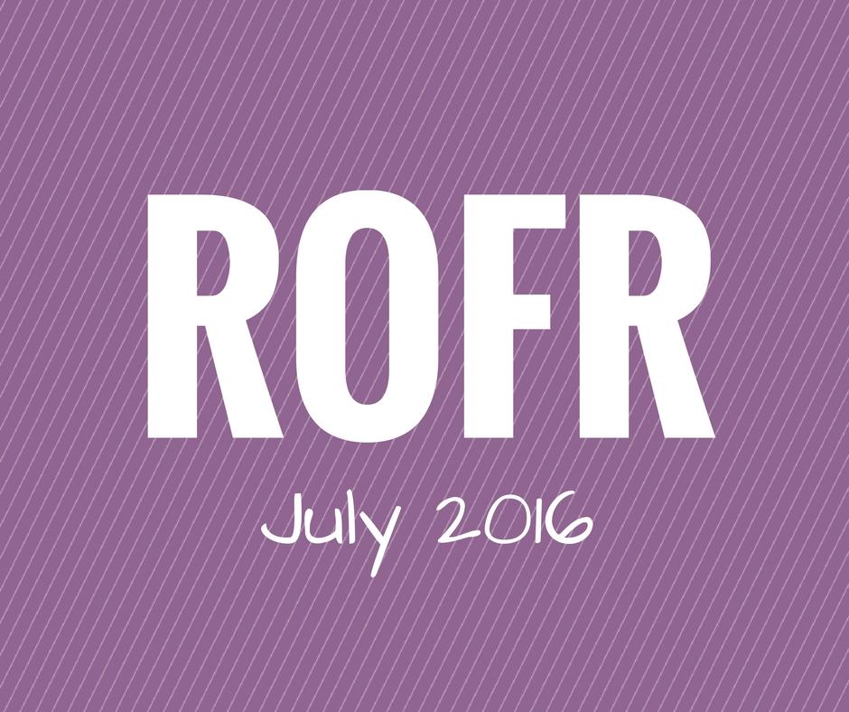 July DVC ROFR