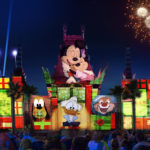 New Holiday Nighttime Spectacular for Hollywood Studios