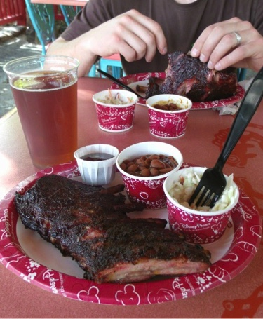 Flame Tree Barbecue at Disney's Animal Kingdom