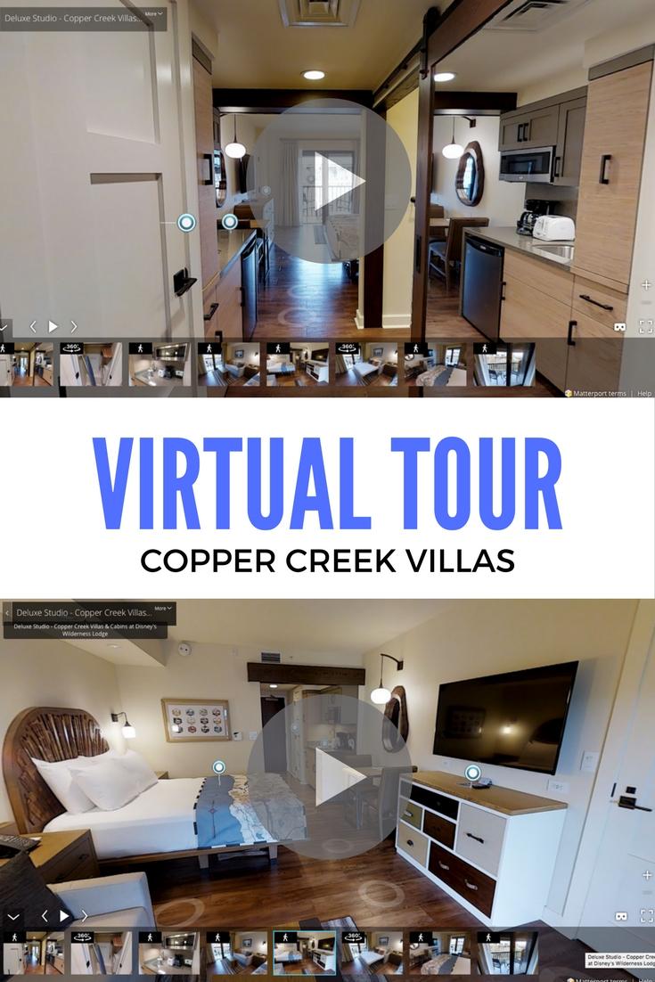 Virtual Tour Of Copper Creek Villas
