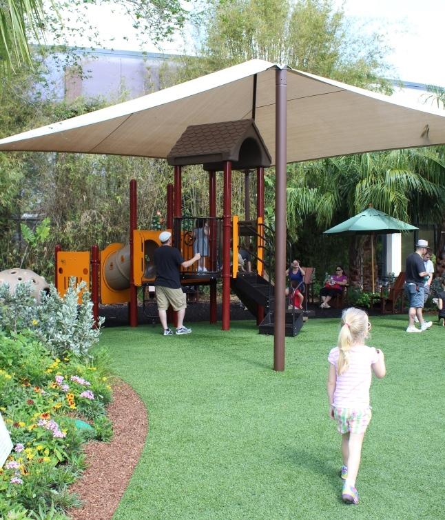 Epcot Garden for Kids