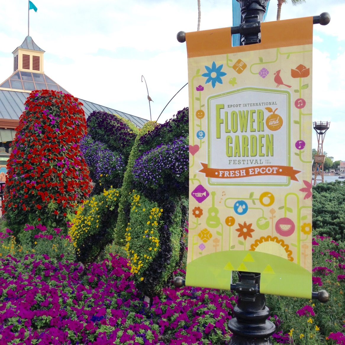 Flower Festival Epcot