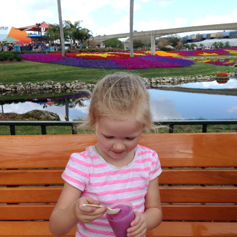 Epcot Kid Friendly food