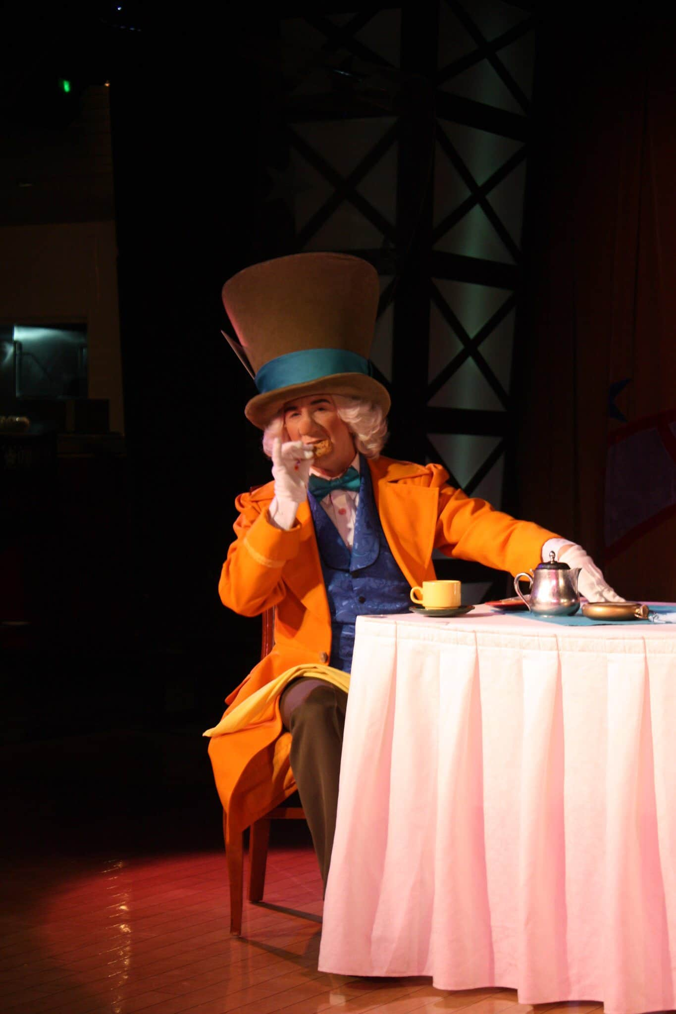 Mad Hatter Disney Cruise