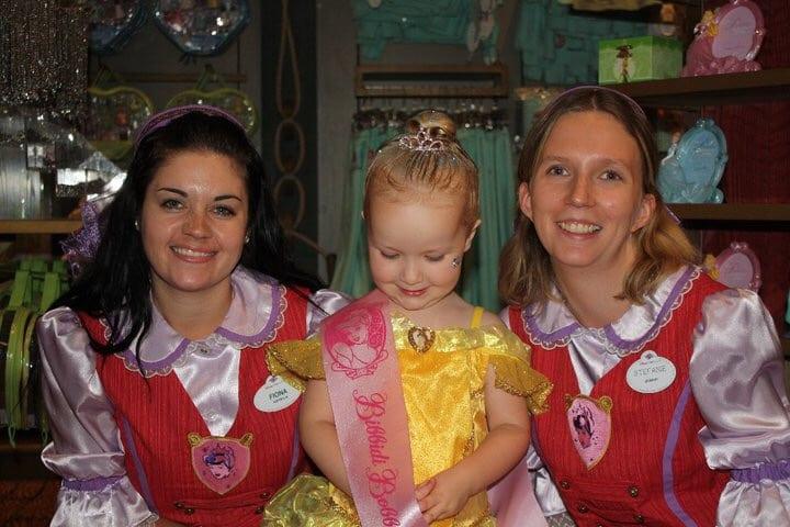 Disney Cruise Fairy godmothers