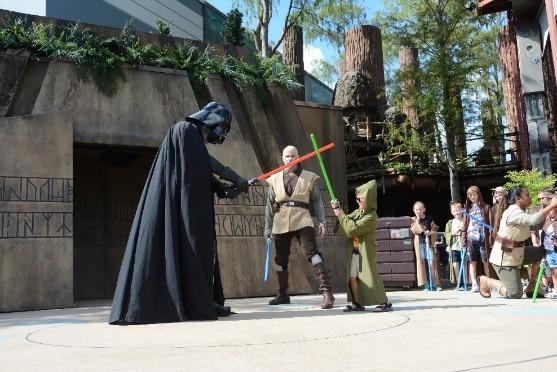 Star Wars Intergalactic Guide Walt Disney World