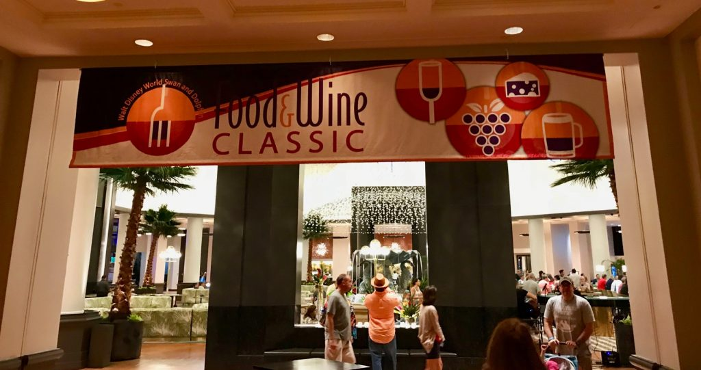 Food and Wine Classic 2017