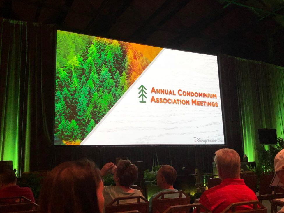 DVC Condo Meeting 2017