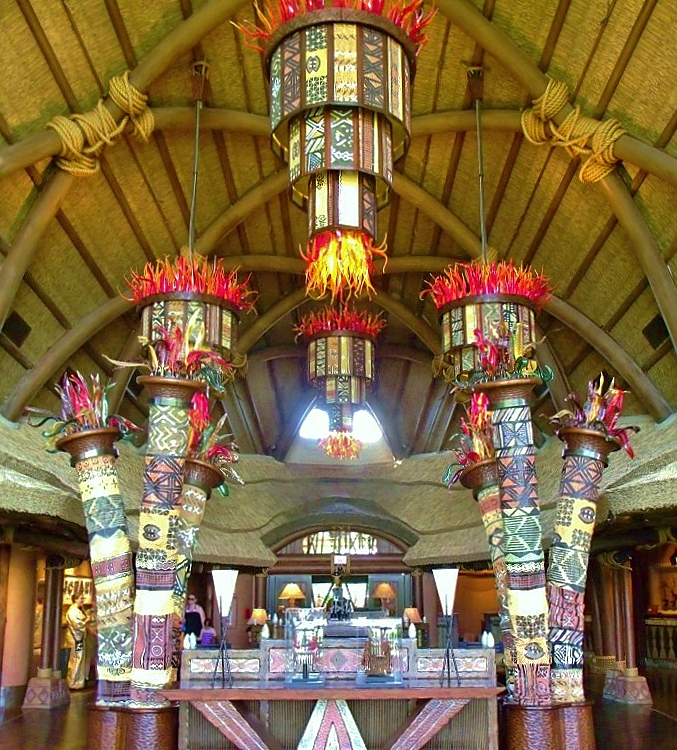 Activities at Animal Kingdom Lodge
