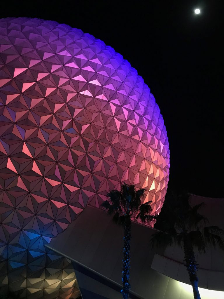DVC Moonlight Magic Epcot