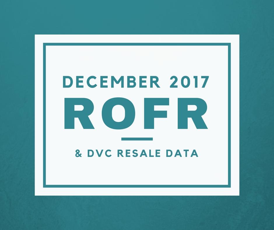 december dvc rofr