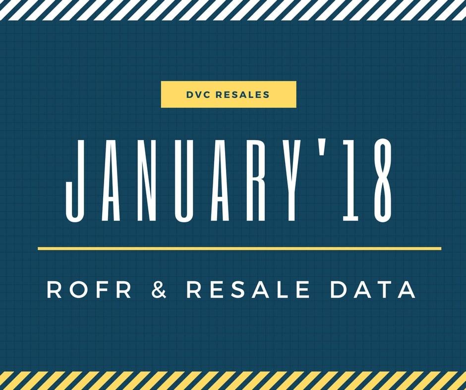 January 2018 ROFR