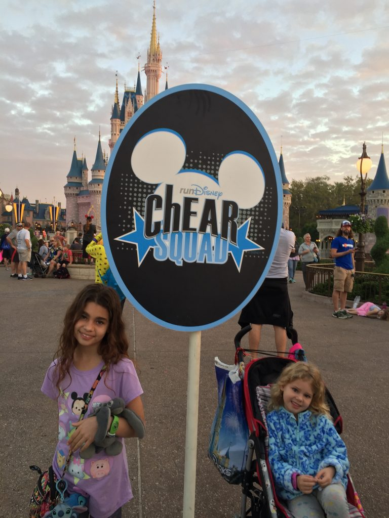 Magic Kingdom ChEAR Squad Area