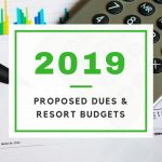 2019 Proposed Dues & DVC Resort Budgets