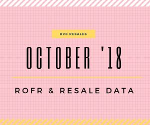 October 2018 ROFR