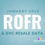 January 2019: ROFR and Resale Data
