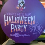Tricks and Treats for Mickey's Not So Scary Halloween Party