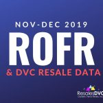 November-December ROFR & Resale Data