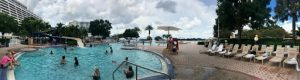 Pool Disney's Bay Lake Tower Orlando Florida Resales DVC