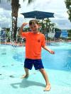 Pool at Bay Lake Tower Disney Resales DVC Orlando Florida