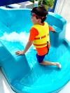 Pool Slide at Disney's Bay Lake Tower Resort