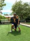 Putt Putt Golf at Disney's Bay Lake Tower Orlando Florida