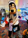 Goofy Character Dining Chef Mickey's Disney's Contemporary Resort Orlando Florida