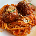 Maria and Enzos pasta and meatballs Disney Springs Orlando Florida Resales DVC