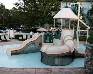Paddock Pool Kid's Area Saratoga Springs Resort and Spa Disney Resales DVC Orlando Florida