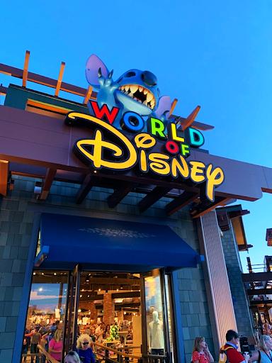 World of Disney DVC Saratoga Springs Resort Orlando Florida