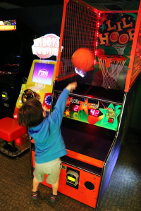 Arcade at Disney's Saratoga Springs Resort and Spa