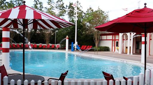 Backstretch Pool Disney's Saratoga Springs Resort and Spa Orlando Florida Resales DVC