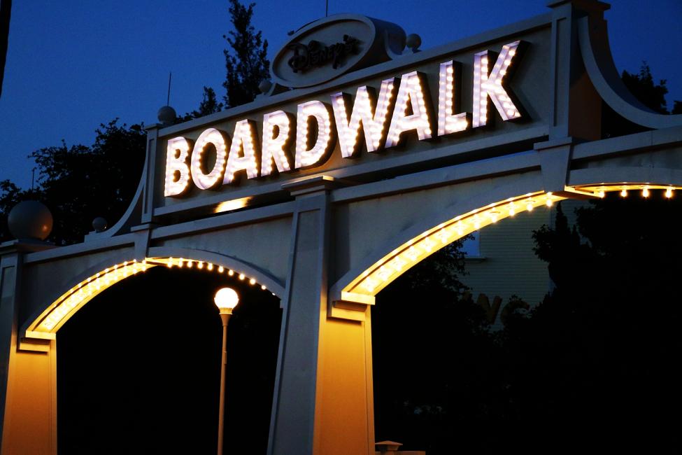 The Boardwalk Disney Beach Club Resort DVC