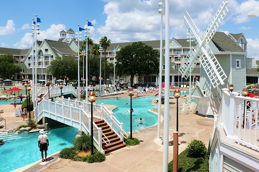 Stormalong Bay Pool Disney's Beach Club Resort Disney's Yacht Club Resort DVC