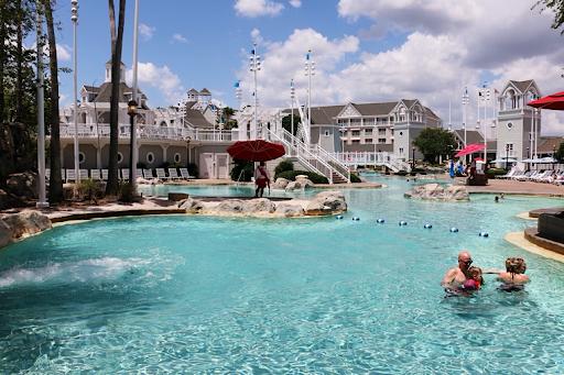 Vortex Pool Disney's Beach Club Resort, DVC, Disney's Yacht Club Resort Stormalong Bay Pool