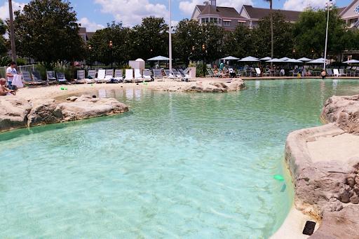 Lazy River Stormalong Bay Pool Disney's Beach Club Resort Disney's Yacht Club Resort DVC
