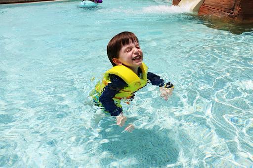 Pool Fun Disney Beach Club Resort