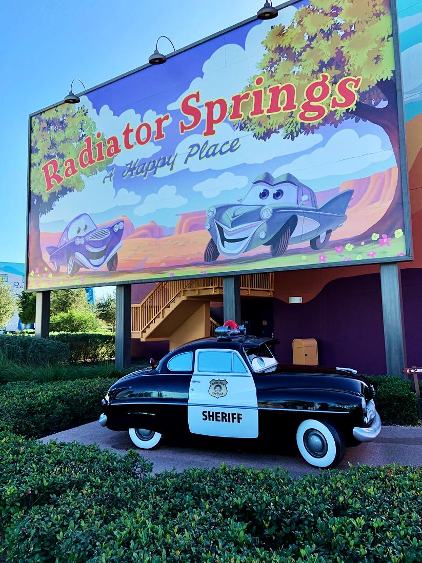 Art of Animation Cars Disney's Riviera Resort Orlando Florida Resales DVC