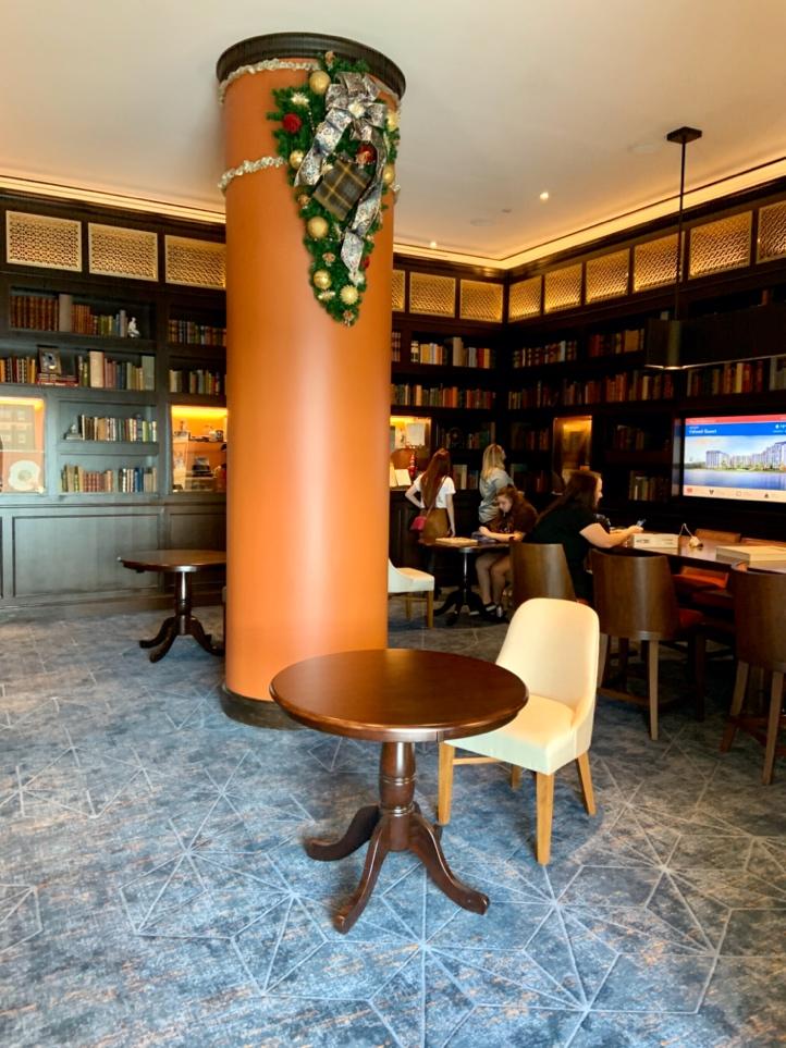 Voyageur's Lounge Disney's Riviera Resort Orlando Florida Resales DVC