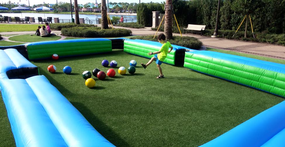 Lawn Billiards Disney's Riviera Resort Orlando Florida Resales DVC