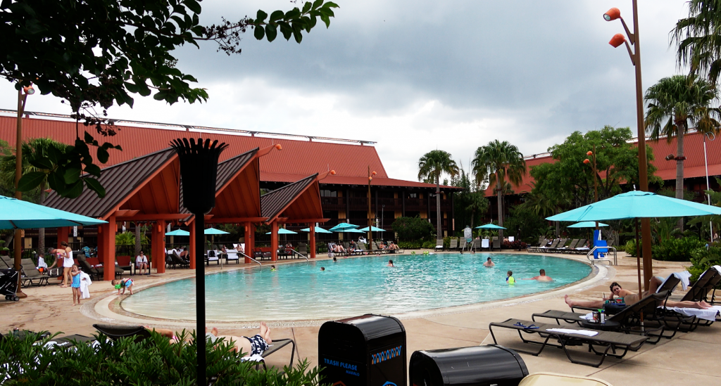 Oasis Pool Disney's Polynesian Village Resort Orlando Florida Resales DVC