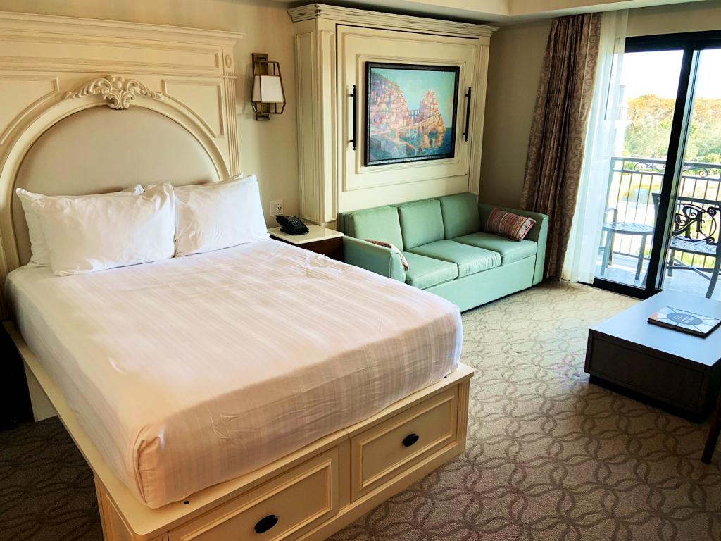 Deluxe Studio Room Disney's Riviera Resort Orlando Florida Resales DVC