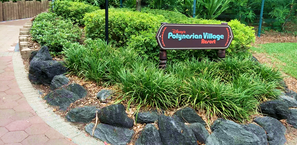 Disney's Polynesian Village Resort Orlando Florida